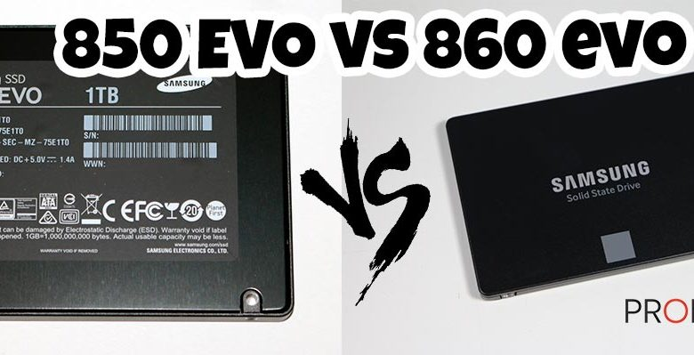 Photo of Samsung 850 EVO vs Samsung 860 EVO ¿Cuál es mejor?