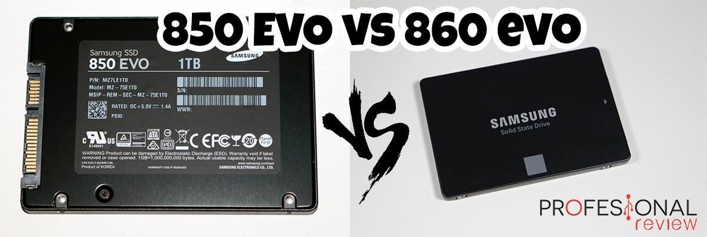 Samsung 850 EVO vs Samsung 860 EVO