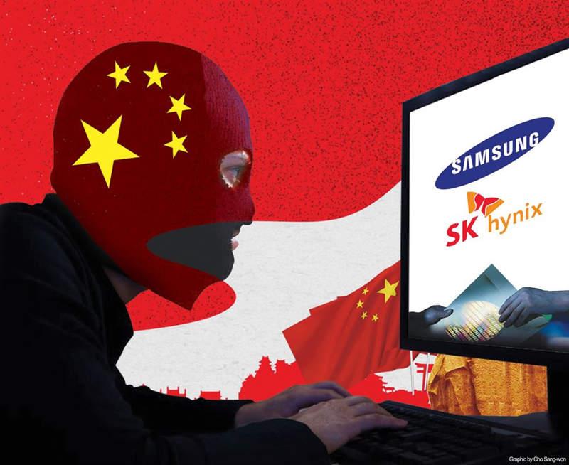 Samsung y SK Hynix son las nuevas víctimas de los fabricantes chinos de DRAM