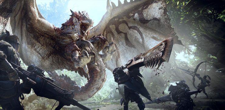 Photo of Se revelan los requisitos recomendados de Monster Hunter World