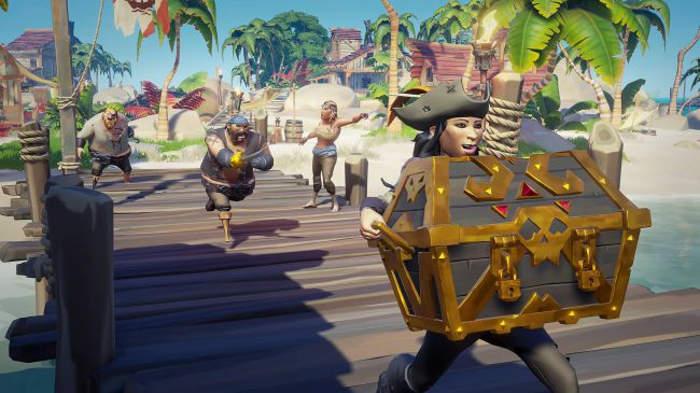 Sea of Thieves busca la innovación en el battle royale