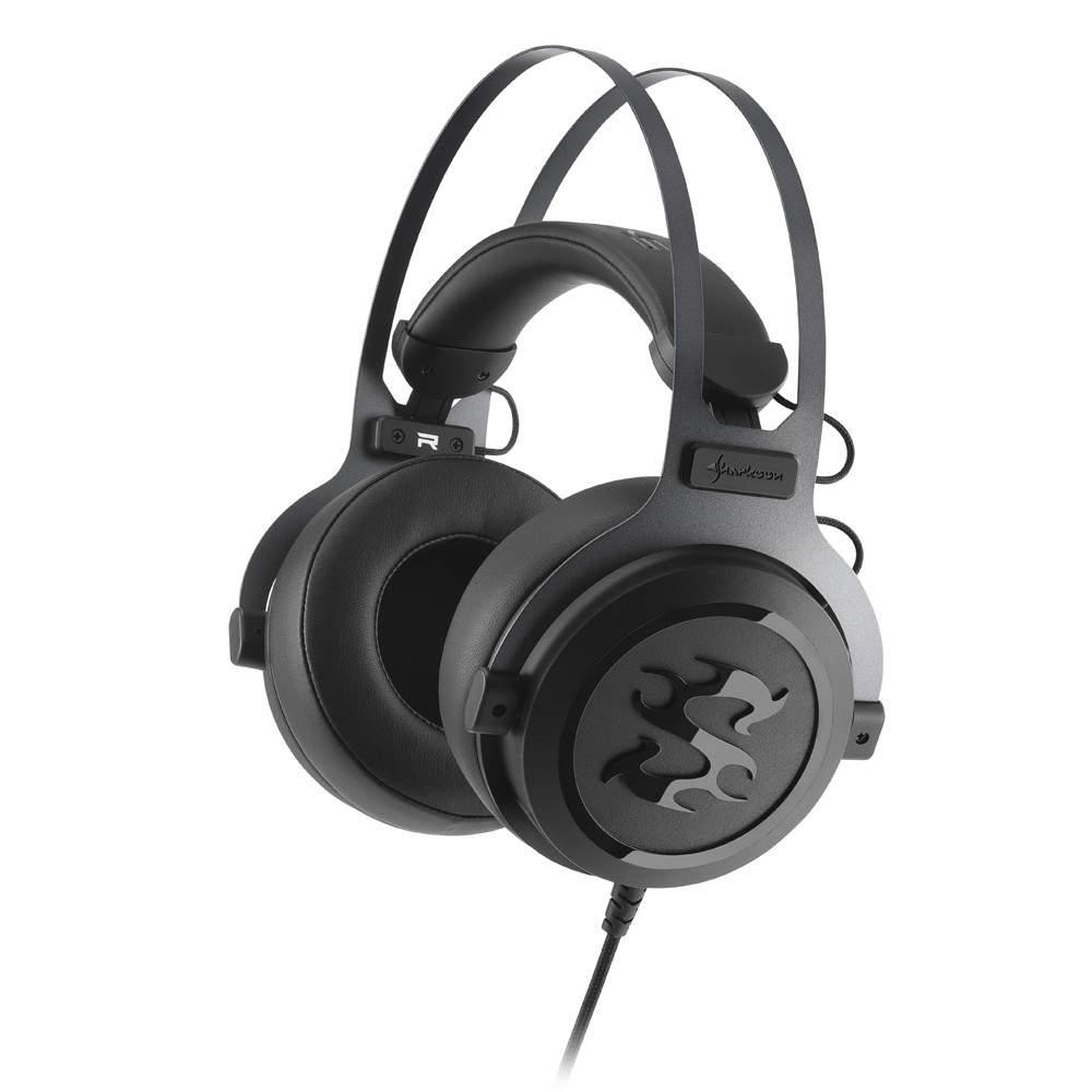 Sharkoon SKILLER SGH3 con la mejor calidad de sonido
