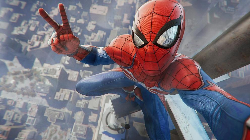 Spider-Man nuevo trailer de la historia