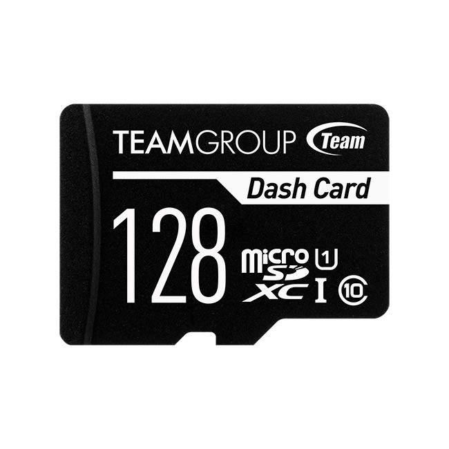 Team Group Dash Card