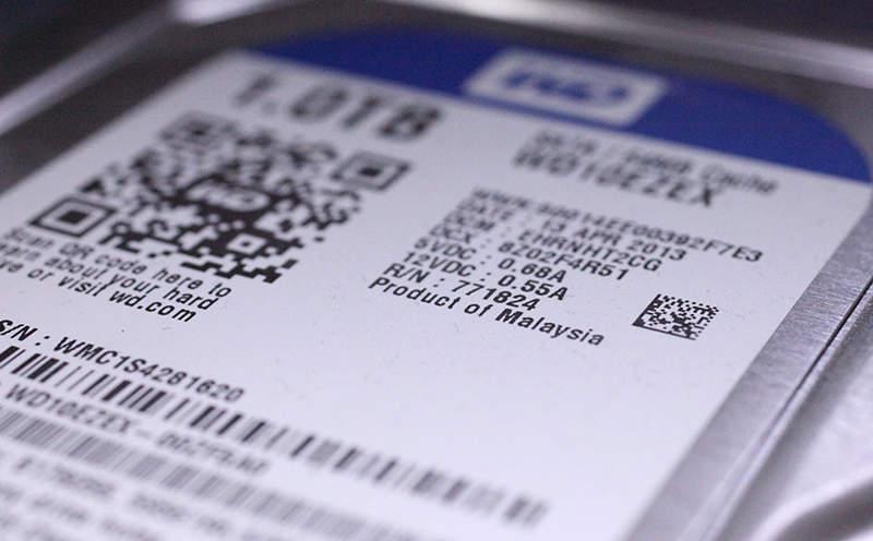 Western Digital anuncia el cierre de una fábrica de discos duros