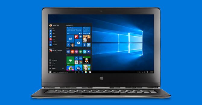 Windows 10 de 64 bits sigue aumentando su dominio en Steam
