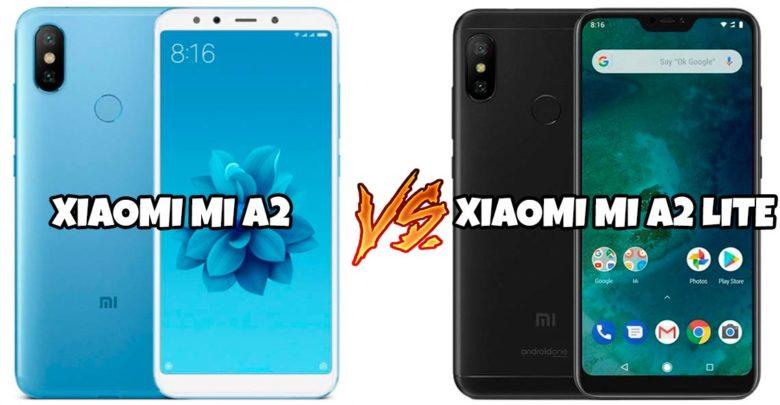 Photo of Xiaomi Mi A2 vs Xiaomi Mi A2 Lite