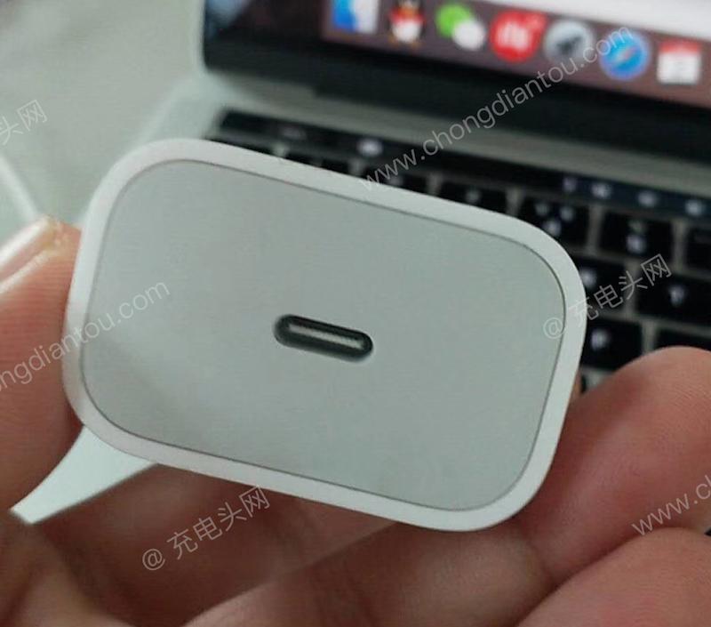 Visto el nuevo cargador USB-C de 18W que Apple prepara para el iPhone