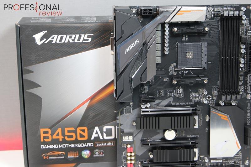 Aorus B450 Pro review