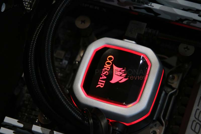 Corsair H100i Pro RGB
