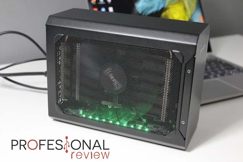 Gigabyte RX580 Gaming Box análisis