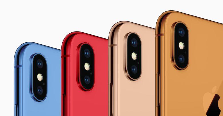 """El iPhone de 6,1"""" llegará en varios colores, pero no en rojo"""