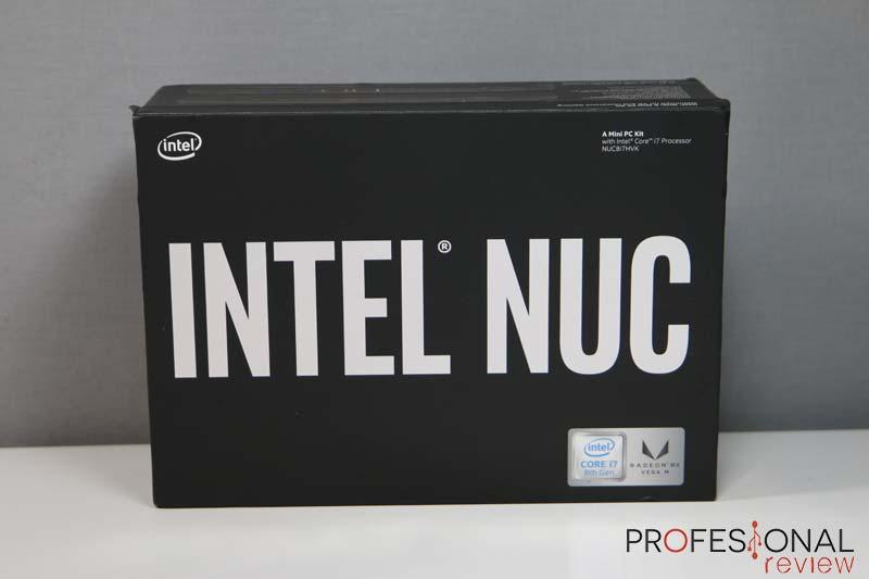 Intel Hades Canyon NUC8i7HVK2 review