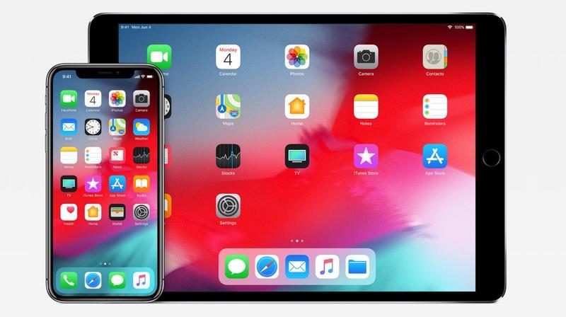 Cómo acceder al Centro de Control y a la Pantalla de Inicio en el iPad con iOS 12
