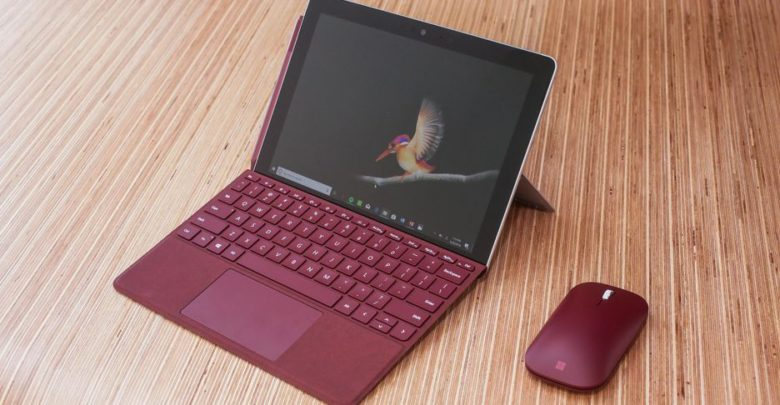 Microsoft planta cara al iPad Pro con la nueva Surface Go a 399$