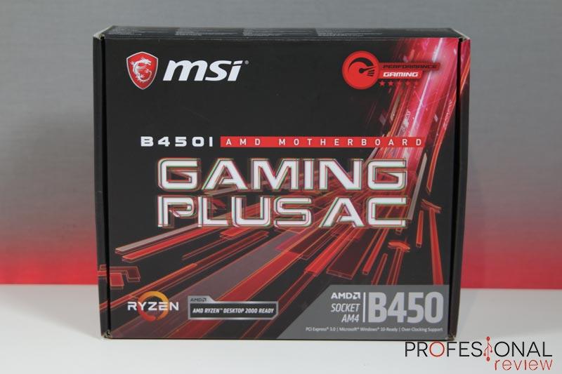 MSI B450I Gaming Plus AC review