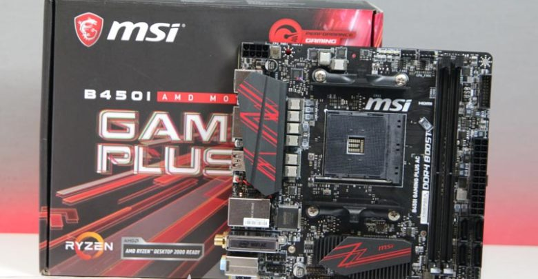 Photo of MSI B450I Gaming Plus AC Review en Español (Análisis completo)