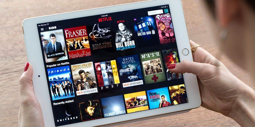 Netflix prepara un reajuste de sus planes de suscripción