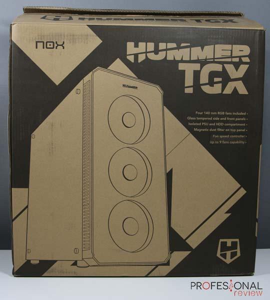 Nox Hummer TGX RGB