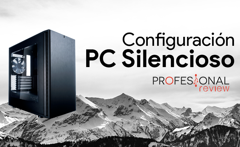 Configuración PC Silencioso