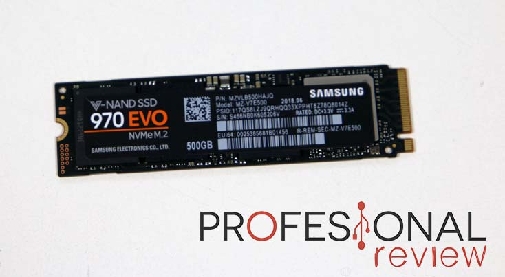 Samsung 970 EVO review