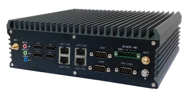 Photo of Sintrones ABOX-5100, un equipo para la inteligencia artificial con AMD Ryzen embedded