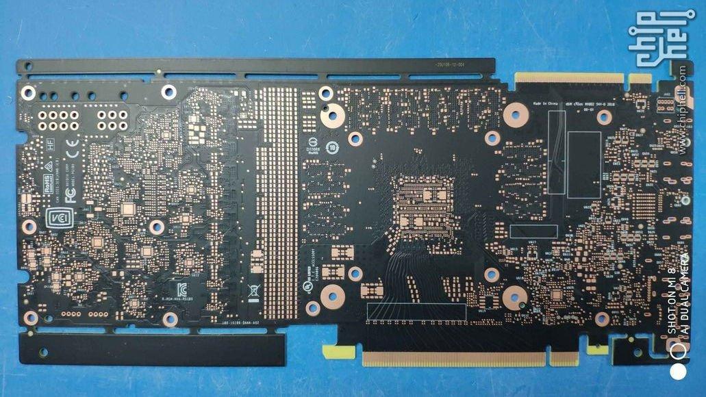 GTX 1180 PCB FILTRADO