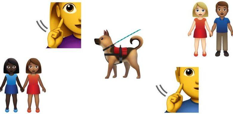 Photo of Un perro guía y personas sordas, entre los candidatos a nuevos emojis para 2019