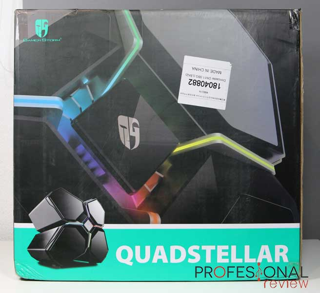 DeepCool QuadStellar review