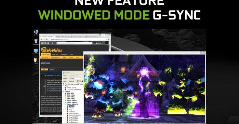 Photo of GeForce 398.86 resuelve el problema con G-SYNC y Windows April 2018 Update