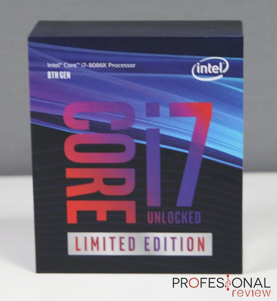 Intel Core i7 8086K review