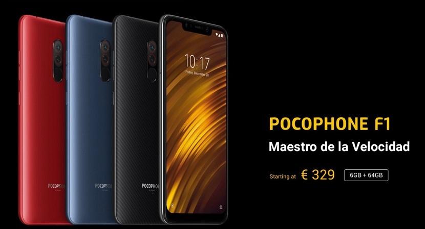 ▷ Pocophone F1 VS Xiaomi Mi 8 ¿Cuál es mejor?