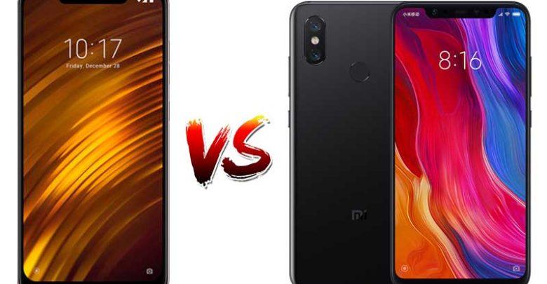 Photo of Pocophone F1 VS Xiaomi Mi 8 ¿Cuál es mejor?