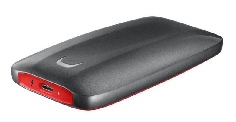 Photo of Samsung anuncia el SSD portatil X5 con velocidades de 2.800 MB/s