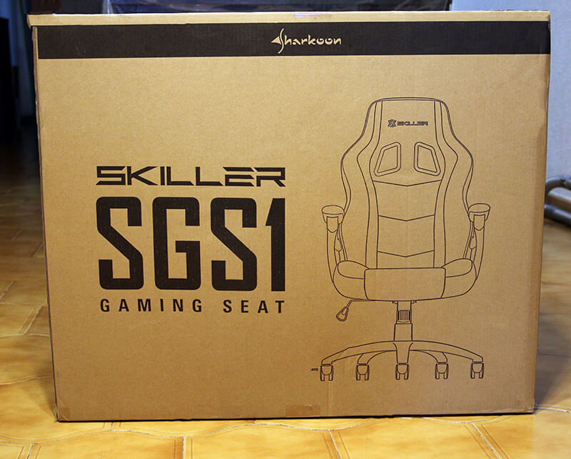 Sharkoon SKILLER SGS1 review