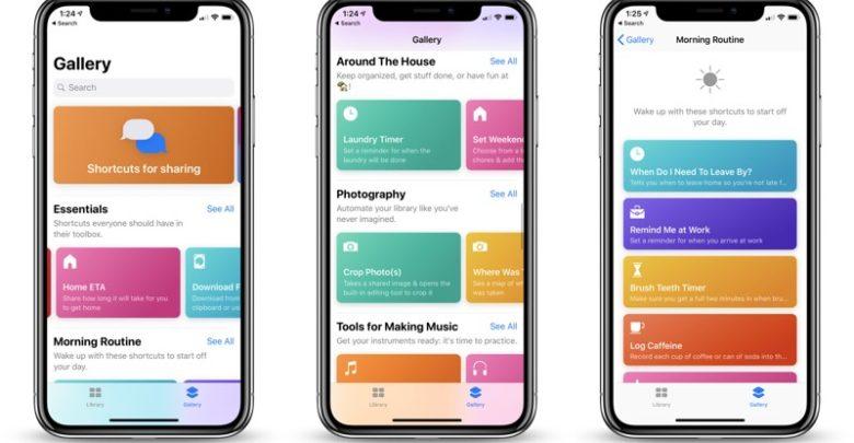Photo of La beta de Atajos de Siri ya cuenta con sincronización a través de iCloud
