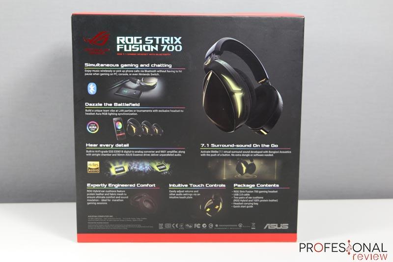 Asus ROG Strix Fusion 700