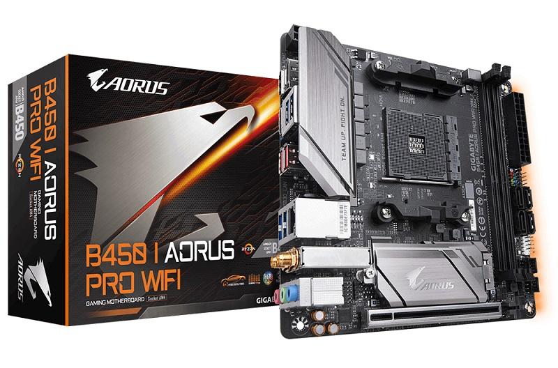 b450i aorus pro wifi