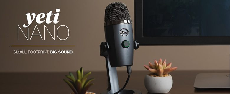 Photo of Blue Yeti Nano, la evolución del icónico micrófono con diversas mejoras