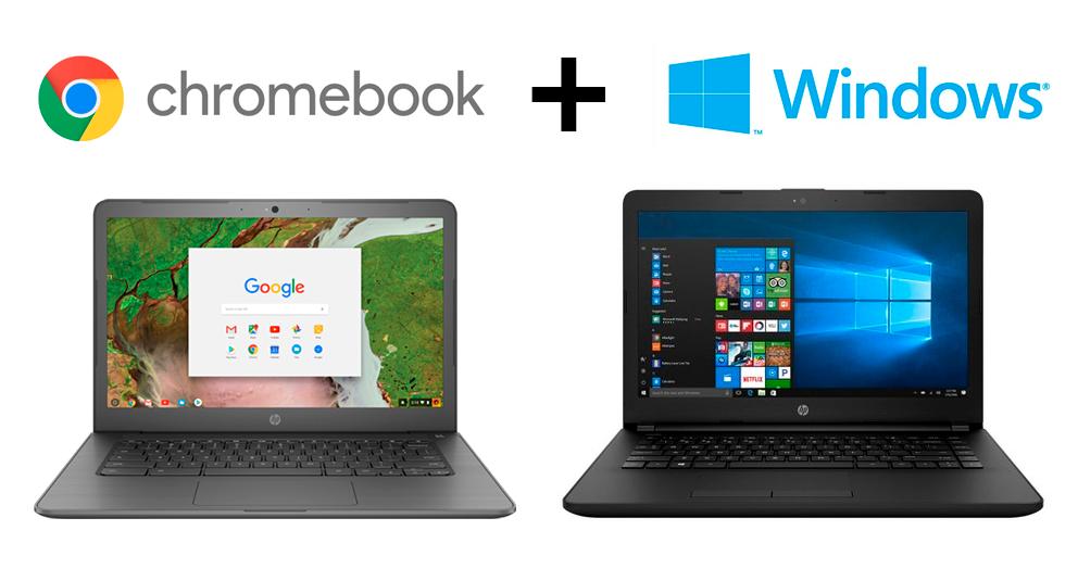 Campfire, Windows en Chromebook