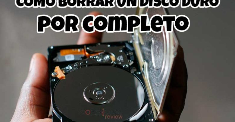 Photo of Como borrar un disco duro por completo