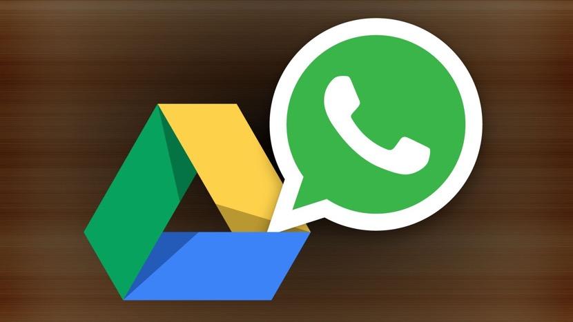 Las copias de seguridad de WhatsApp en GoogleDrive ya no contarán para tu almacenamiento
