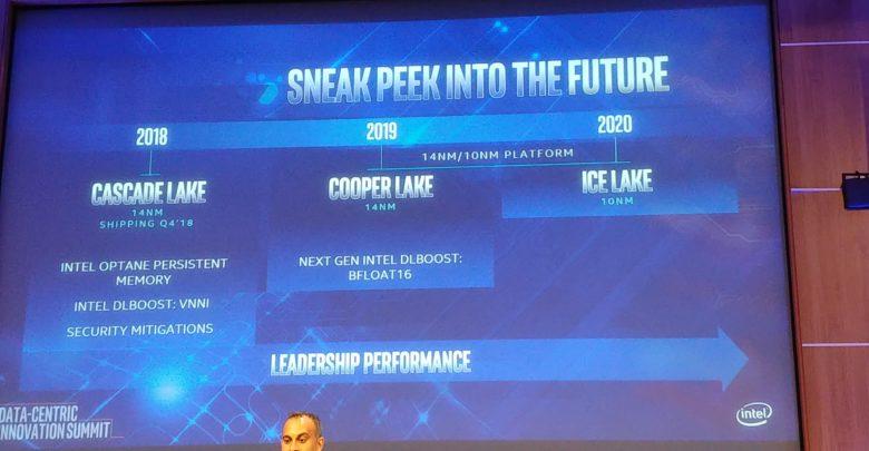 Photo of Intel Cooper Lake de 14nm en 2019 y 10nm en 2020, su nuevo roadmap para servidores