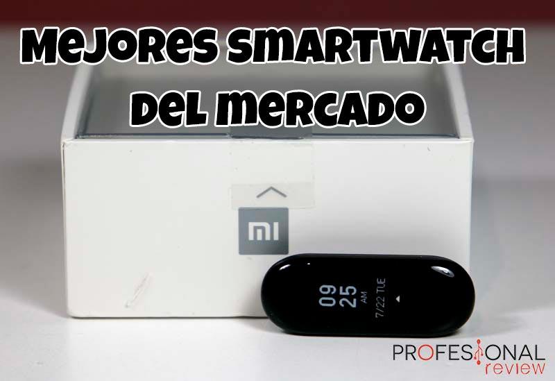 mejores smartwatch del mercado
