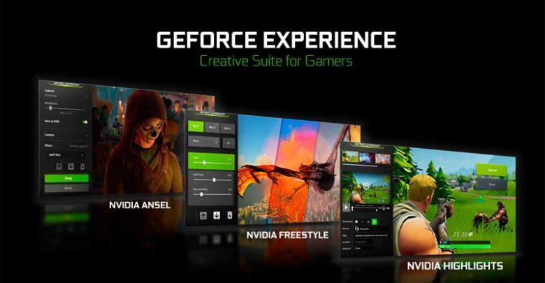 Photo of Nvidia GeForce Experience se renueva con nuevo aspecto y mejoras en Ansel