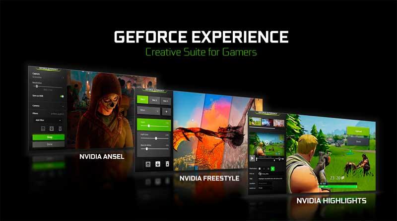 NVIDIA GeForce Experience se renueva