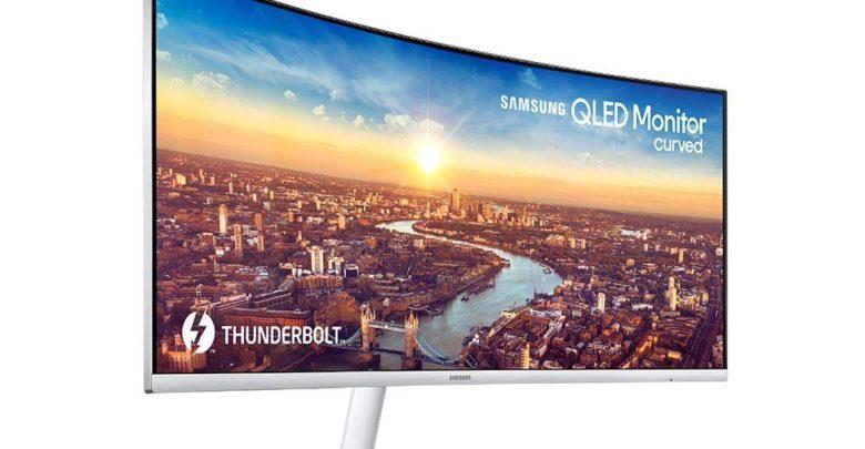Photo of Samsung CJ79, monitor curvo profesional con Thunderbolt 3