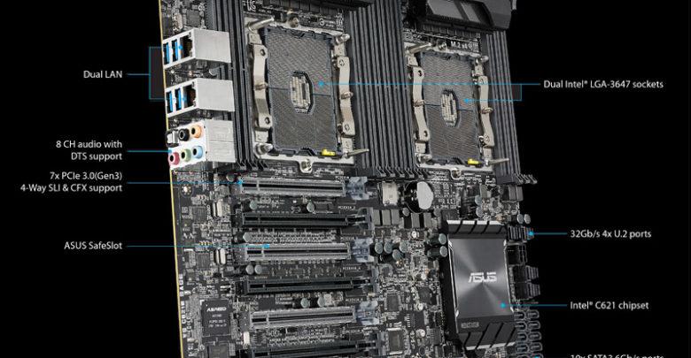 Photo of Rumoreada la plataforma X599 de Intel: 28 núcleos y socket LGA3647