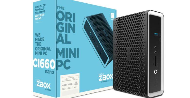 Photo of ZOTAC lanza sus nuevos Mini PCs ZBOX C con refrigeración pasiva