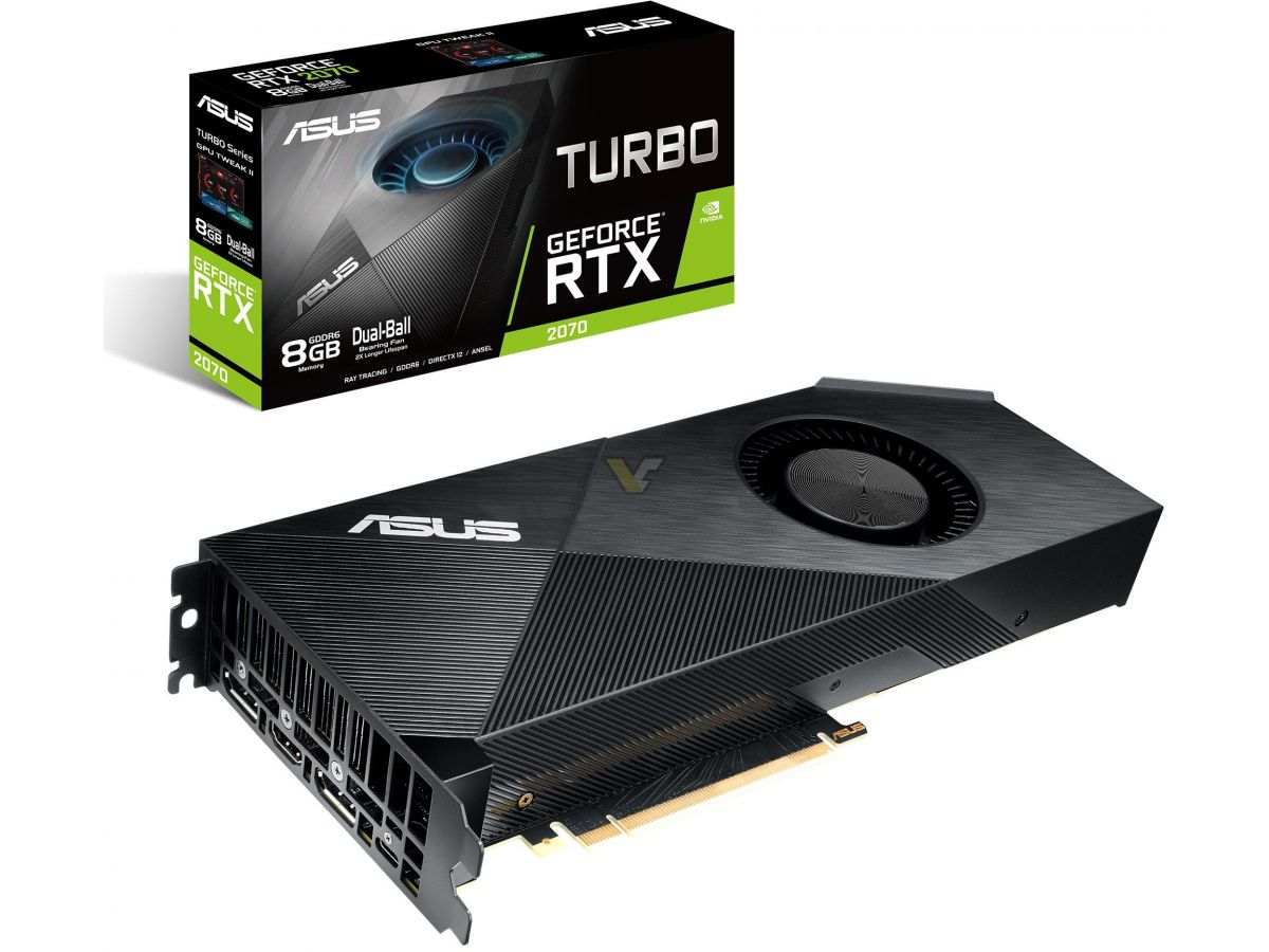 Asus GeForce RTX 2070